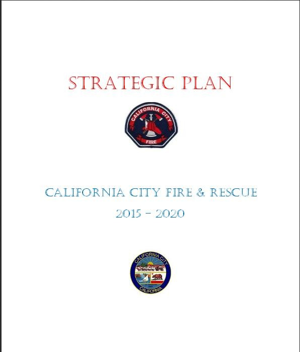 CCFD 2015-2020 Strategic Plan